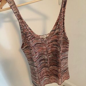 Billabong Sweater Tank Top